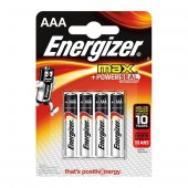 Energizer (D42 1249) Max Base Alkalin Aaa Pil 4lü Blister