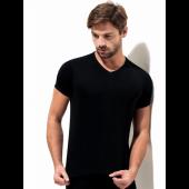 3lü Paket Erdem 1198 100 Pamuk V Yakaerkek T Shirt