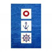 Ivi Çocuk Odası Oyun Halısı Denizci 100x150