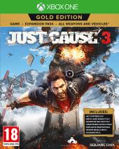 Xbox One Just Cause 3 Gold Edıtıon