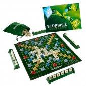 Scrabble Orjinal İngilizce Oyun Seti Y9592