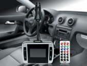 Araç İçi Lcd Ekranlı Kumandalı Fm Mp3 Mp4 Player