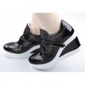 Rugan Dolgu Topuk Günlük Ayakkabı