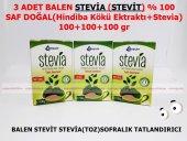 3 Adet Balen (Stevit) Stevia (Hindibakökü Ekstrakt Karışım 100 Gr