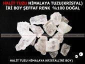 Halit Sole Kristal Himalaya Tuz Berrak Orjinal Kristal Tuz 250 Gr