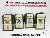 4 Adet Mentollü Nane (Yarpuz) 4x40gr 1.kalite Taptaze
