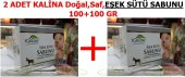 2 Adet Kallina Eşek Sütü Sabunu(Saf,doğal)100+100 Gr