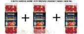 3 Adet Aksuvital,shiffa Home Kudret Narı Soft Jel 100 Adt 1000 Mg