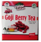 Goji Berry Çayı Goji Berry Tea 40 Süzen Poşet