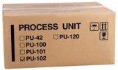 Kyocera Pu 102 Fs 1020d Km 1500 1815 1820 Black Process Unıt 100k