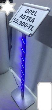 Yeni Işıklı A4 Ayaklı Pano Led Işıklı