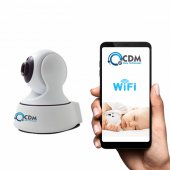 Cdm Home Technology Indoor Ip Camera Cam Ip200 35 Hd