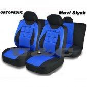 Hyundai Getz Oto Koltuk Kılıfı Set Düğmeli Model 5 Parça Araba Ar