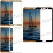 Huawei Mate 10 3d Komple Kapatan Kırılmaz Full Cam Ekran Koruyucu