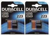 Duracell Ultra Lityum 223 6v Pil 2 Adet