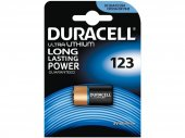 Duracell Ultra Lityum 123 Pil