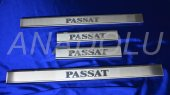 Volkswagen Passat 3b Krom Kapı Eşiği 4 Parça 1996 2005