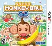 Super Monkey Ball Nintendo 3ds Orijinal 3d Oyun