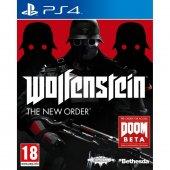 Wolfenstein The Tew Order Ps4 Wolfensteın Playstation 4