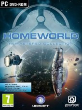 Homeworld Remastered Collection Pc Oyun