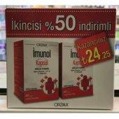 Imunol 40 Kapsül 2.si %50 İndirimli
