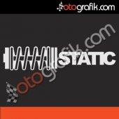 Otografik Statıc Oto Sticker