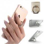 Telefon Halkası Yüzük Telefon Tablet Tutucu Selfie Yüzüğü