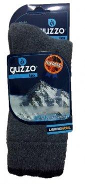Guzzo Termal Çorap Erkek Çorabı 3 Kat Daha Fazla Sıcak Tutar