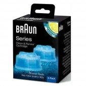 Braun Ccr2 Traş Makinesi Temizleme Sıvısı 2&#039 Li Paket