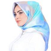 Silkhome Eşarp Tivil İpek Desenli Slk1462