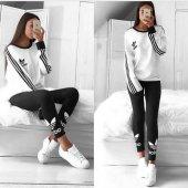 Adidas Kadın Eşofman Takım Bayan Eşofman Takım 2li