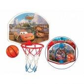 Cars Çocuk Orta Pota Basket Potası