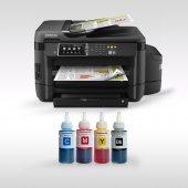 Epson L1455 Photoınk Mürekkepli Yazıcı Bitmeyen Ka...