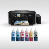 Epson L850 Photoink 6 Renk Bitmeyen Kartuşlu (1 Sa...