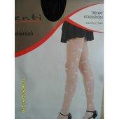 Penti Bahardalı Desenli Külotlu Çorap