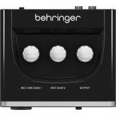 Behringer Um2 Ev Kayıt İçin Xenyx Preamfili Harici Ses Kartı