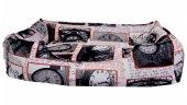 Lepus Clocks Köpek Yatağı Large 65x20x85 Cm