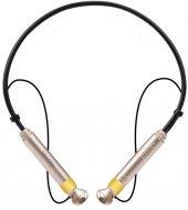 Fineblue Fd 600 Kablolu Bluetooth Kulaklık (Nfc) Gri Gold