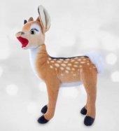 40cm Bambi Ceylan Gerçek Yüzlü Peluş Oyuncak Kaliteli Sağlıklı