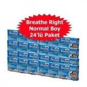 24 Kutu Breathe Right Normal Boy 10 Lu Burun Bandı Original Ürün