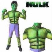 Kostüm Hulk 4 6 Yaş