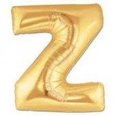 Folyo Balon Harf Z Gold 40 Inc (Kkjy)