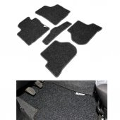 Toyota Hilux Lüx Halı Paspas Seti 2012 2016