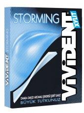 Vivident Storming Damla Sakız Aromalı Sakız 33 Gr