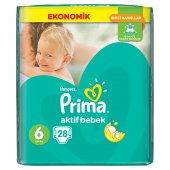 Prima Pampers 6 Beden (15+ Kg) 26 Pcs