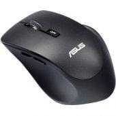 Asus Wt425 Kablosuz Sessiz Tıklama Ozellikli Optik Mouse Siyah