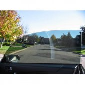 Amerikan Çizilmez Cam Filmi Koyu Ton 75 Cm X 5 Metre
