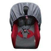 Nenny Baby Taşıma Puset Kırmızı Gri