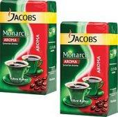 Jacobs Monarch Aroma Filtre Kahve 500 Gr 2 Adet (S.k.t 08 2018)