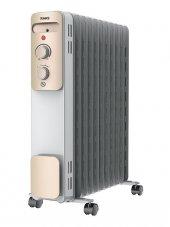 Raks Çeşme Yağlı Radyatör Isıtıcı 11 Dilim 2300w